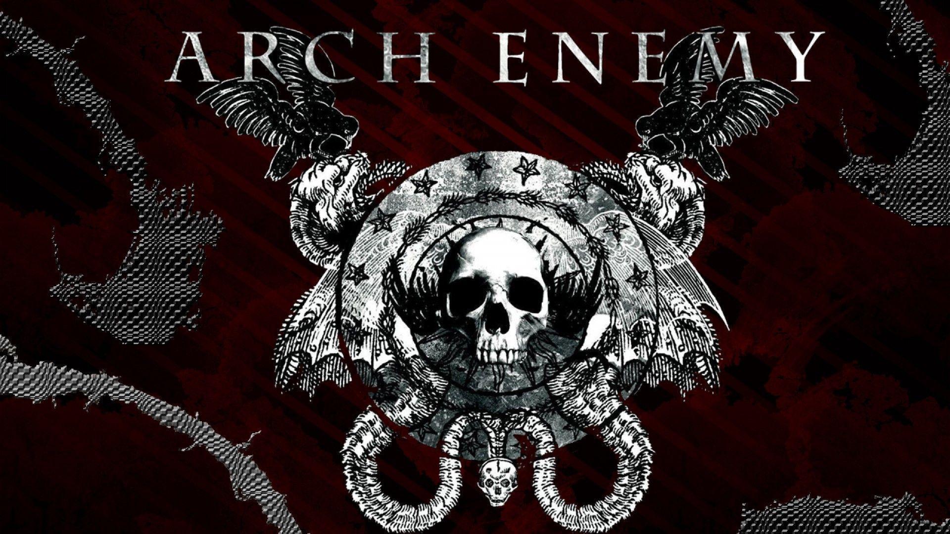 ARCH ENEMY technical power death metal hard rock heavy m wallpaper ...
