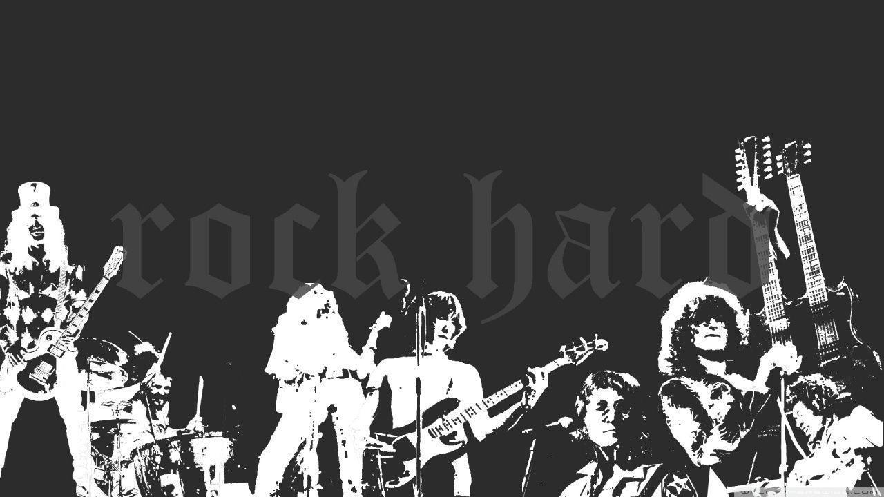 Rock Hard HD desktop wallpaper : High Definition : Mobile