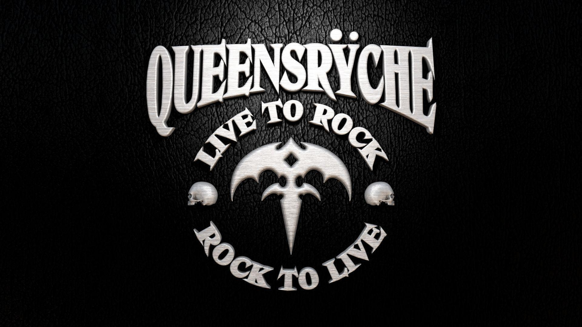 1920x1080 Music, Music Logo, Heavy Metal, Hard Rock, Queensryche