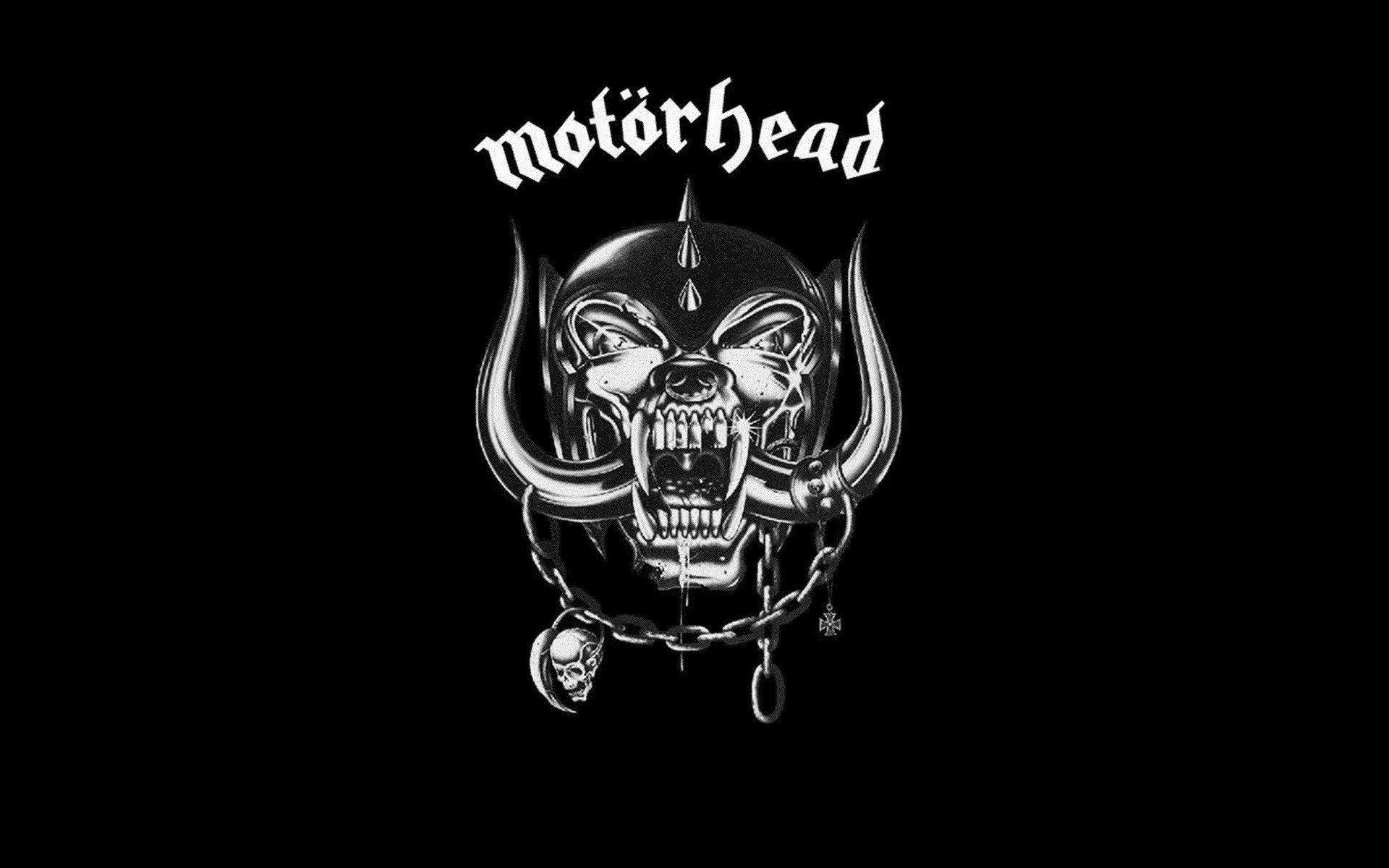 motorhead logo heavy metal hard rock HD wallpapers