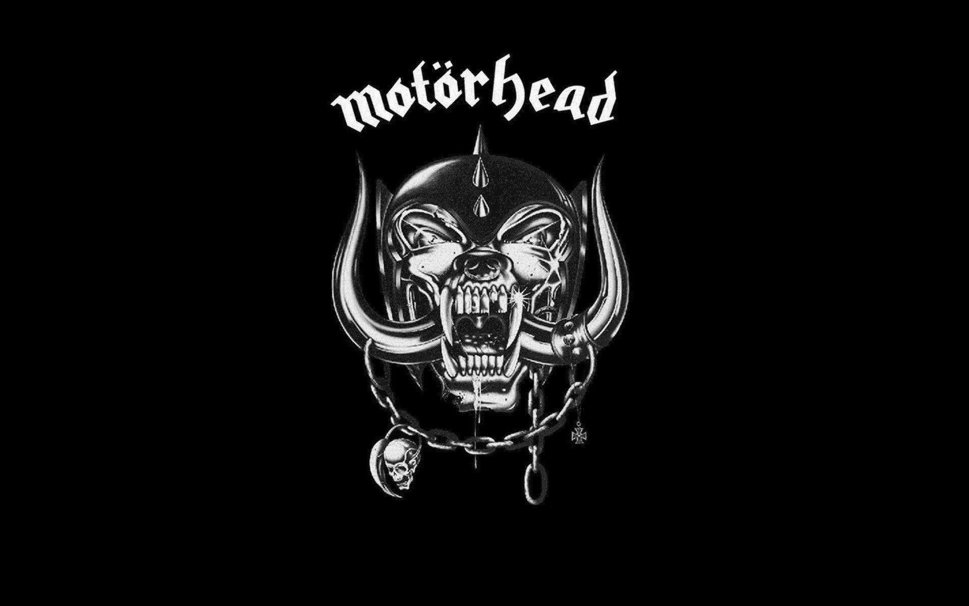 motorhead logo heavy metal hard rock HD wallpaper