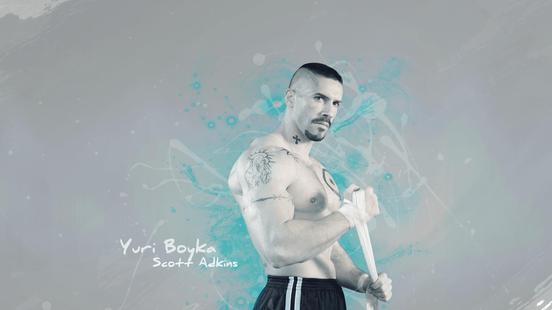 Yuri Boyka (Scott Adkins) by V4jgeLiCA on DeviantArt
