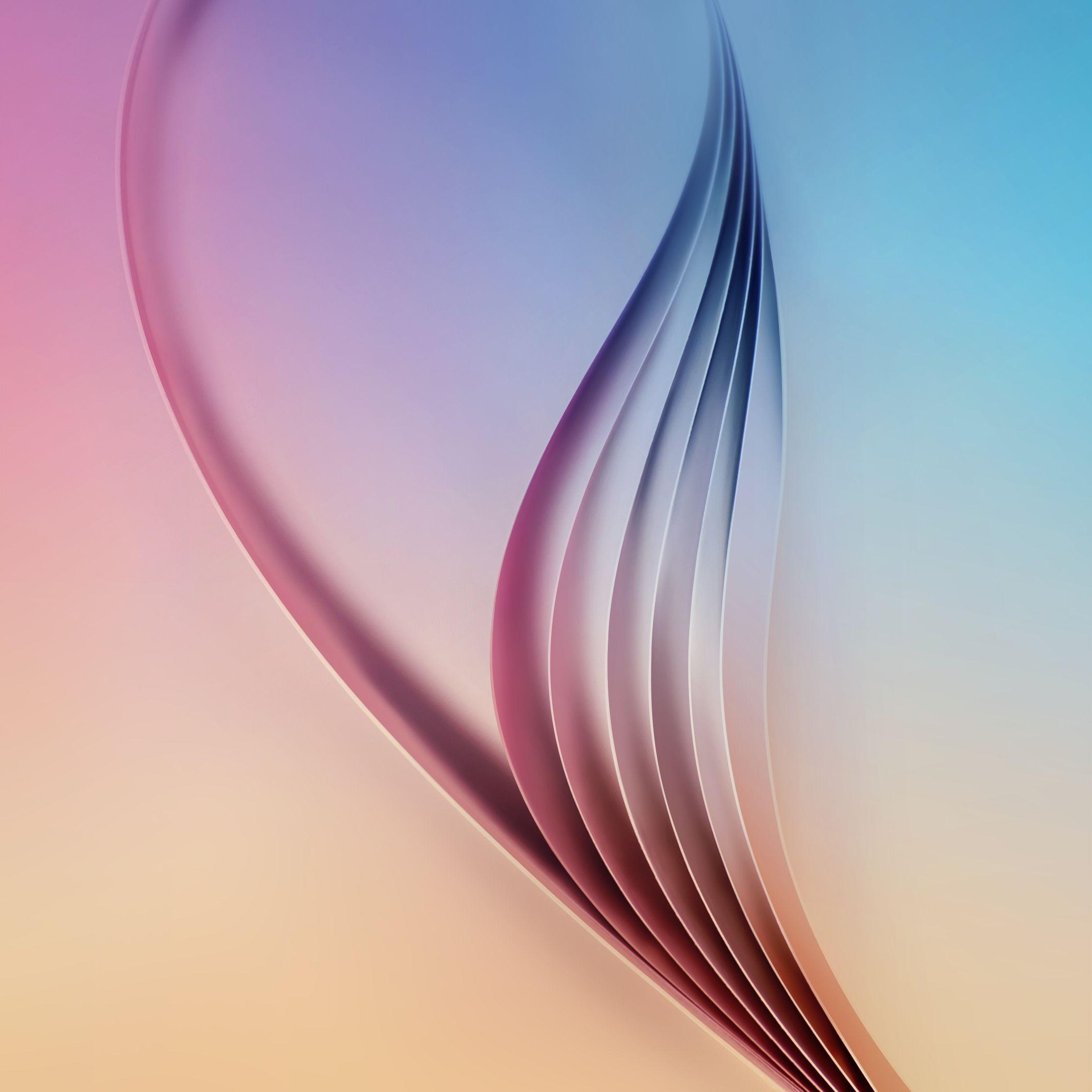 Download Official Samsung Galaxy S6 Stock Wallpapers