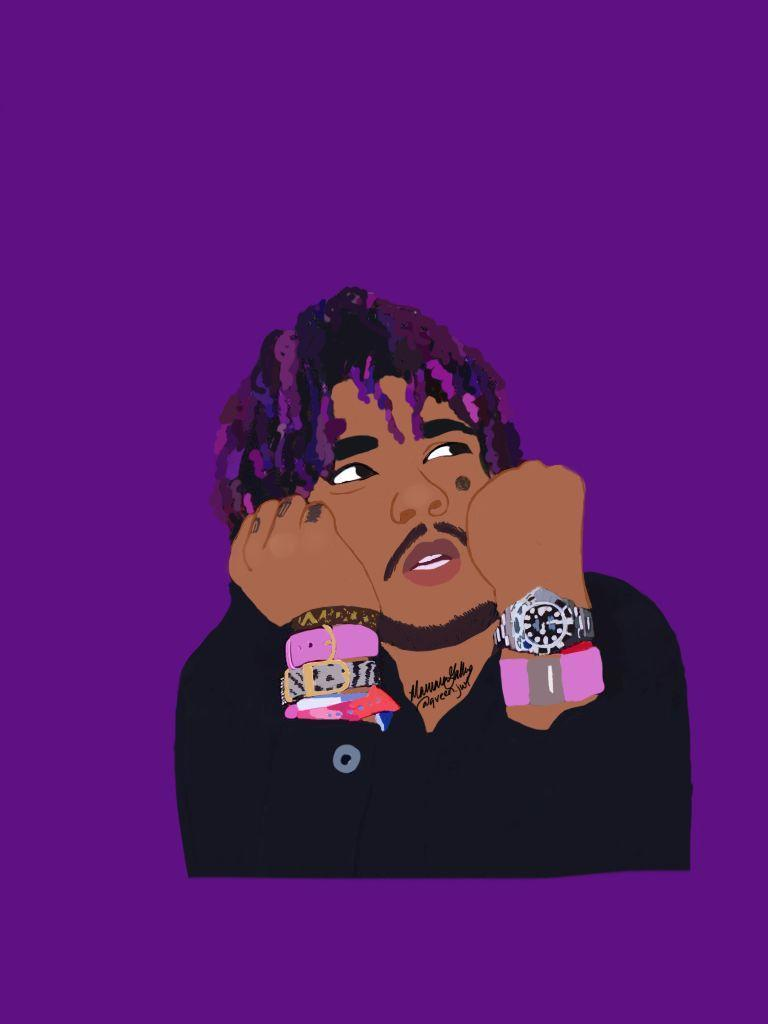 Lil Uzi Vert by Mariana Gatling by Jewels1303 on DeviantArt