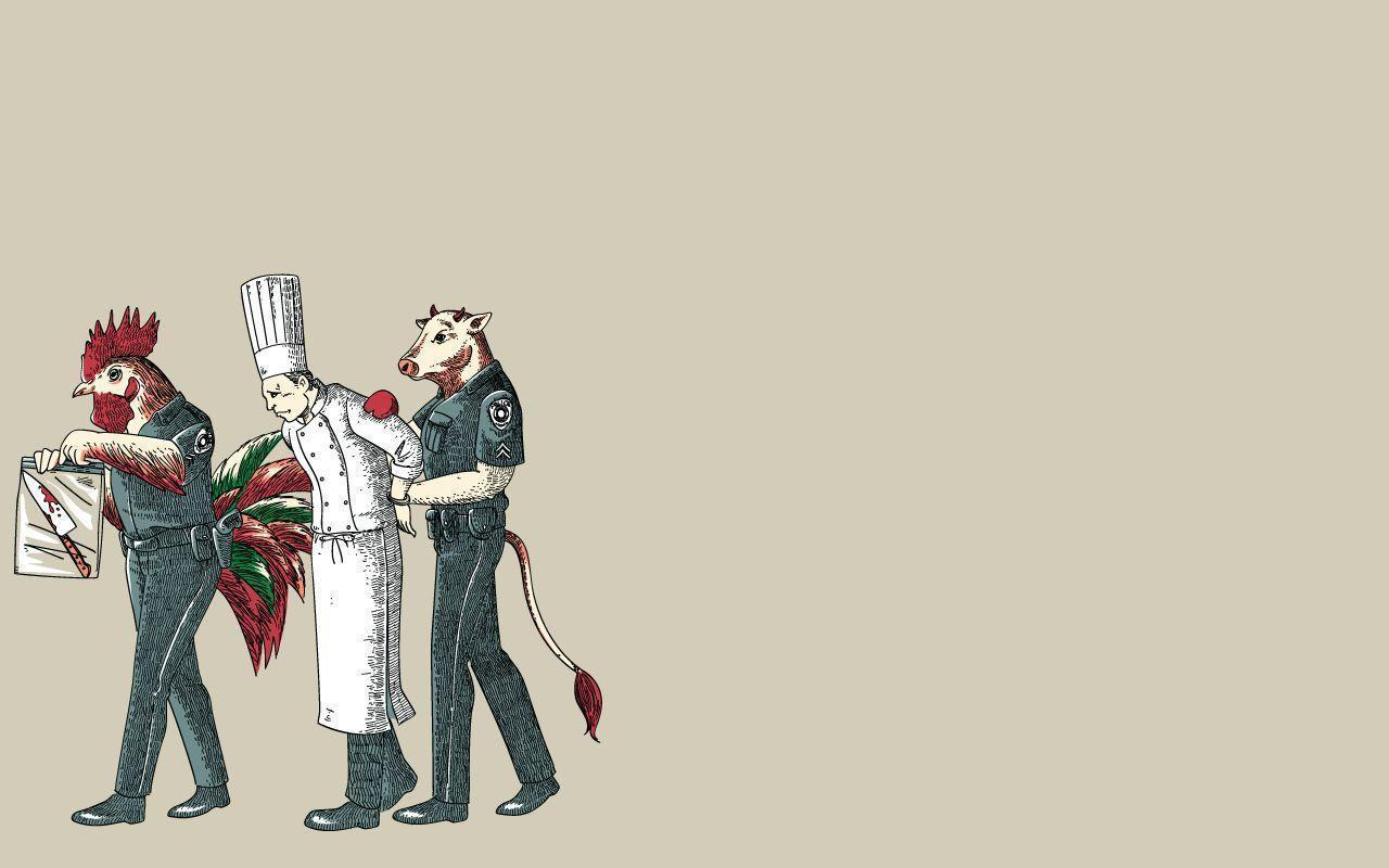 Cute Chef Wallpapers