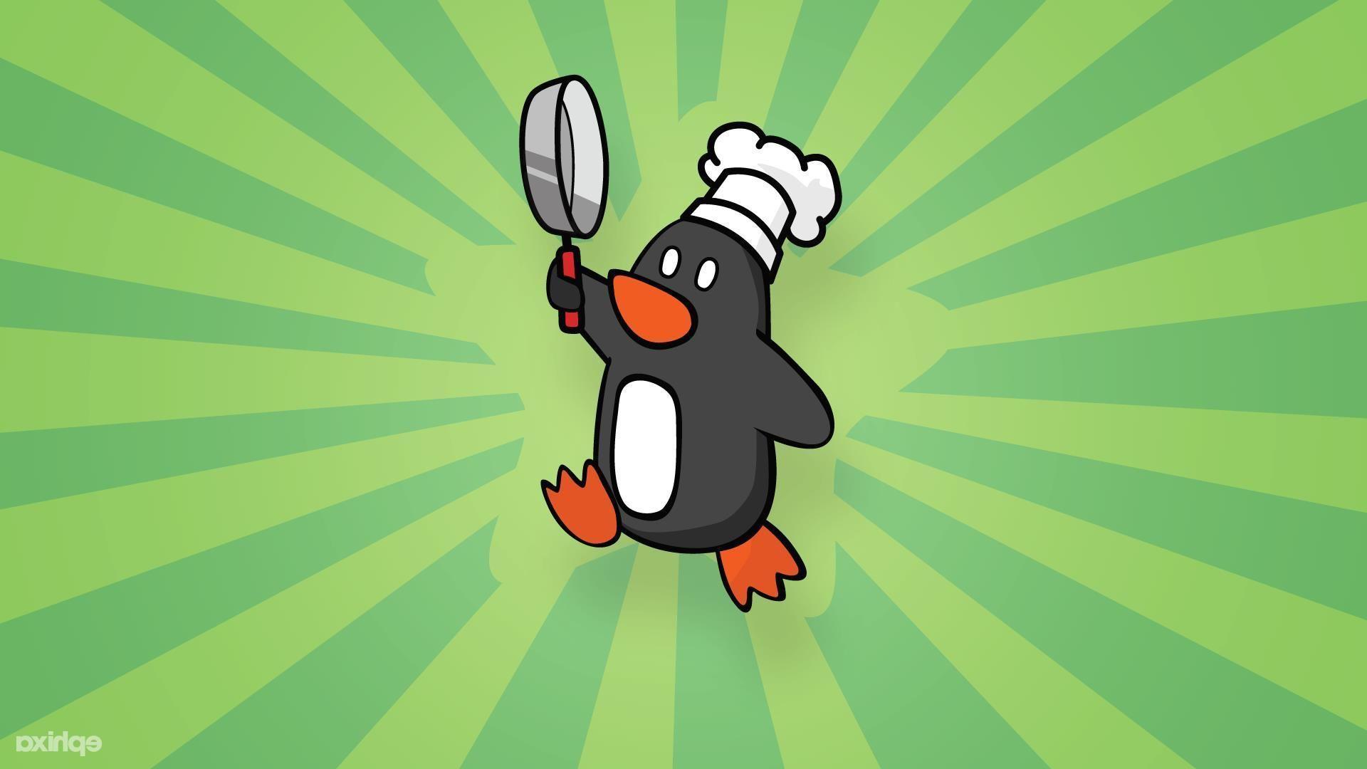 Penguin Chef HD Wallpaper | 1920x1080 | ID:39174