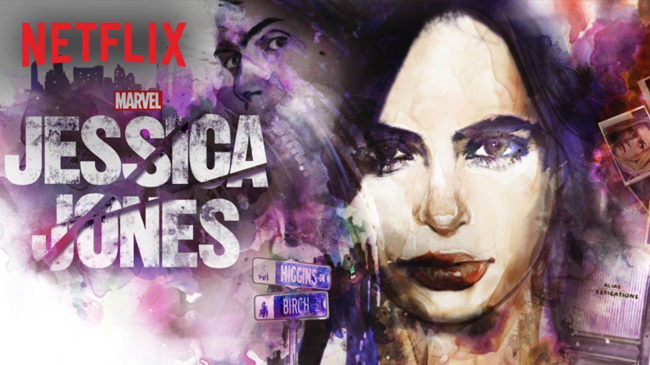 Channel Slipping: JESSICA JONES – Episode 1: Series Premiere ...