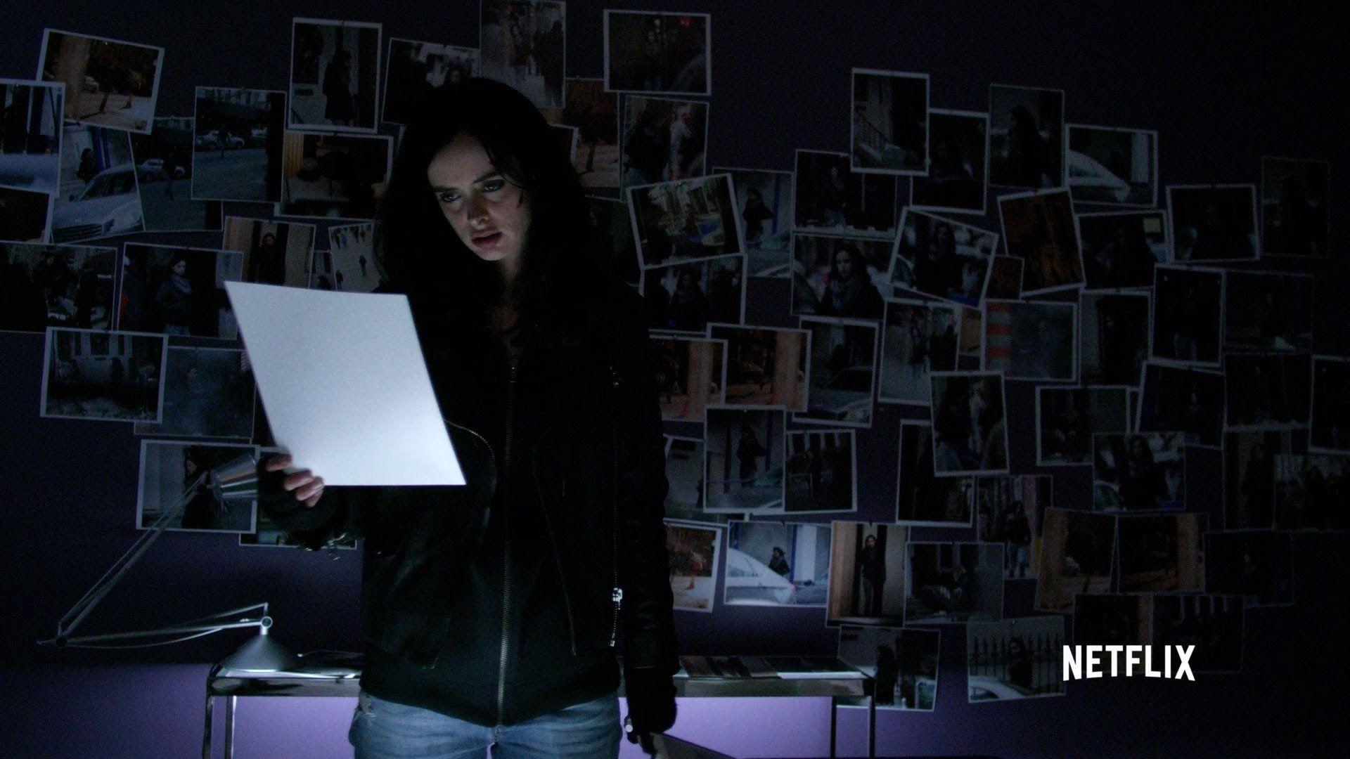 Meet Jessica Jones - Marvel's Jessica Jones Trailer 1 - YouTube