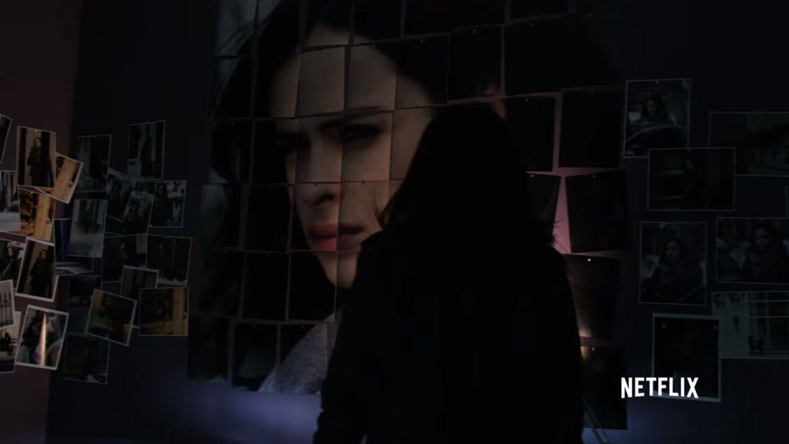 Full Jessica Jones Trailer Emphasizes the Creepy | The Robot's Voice