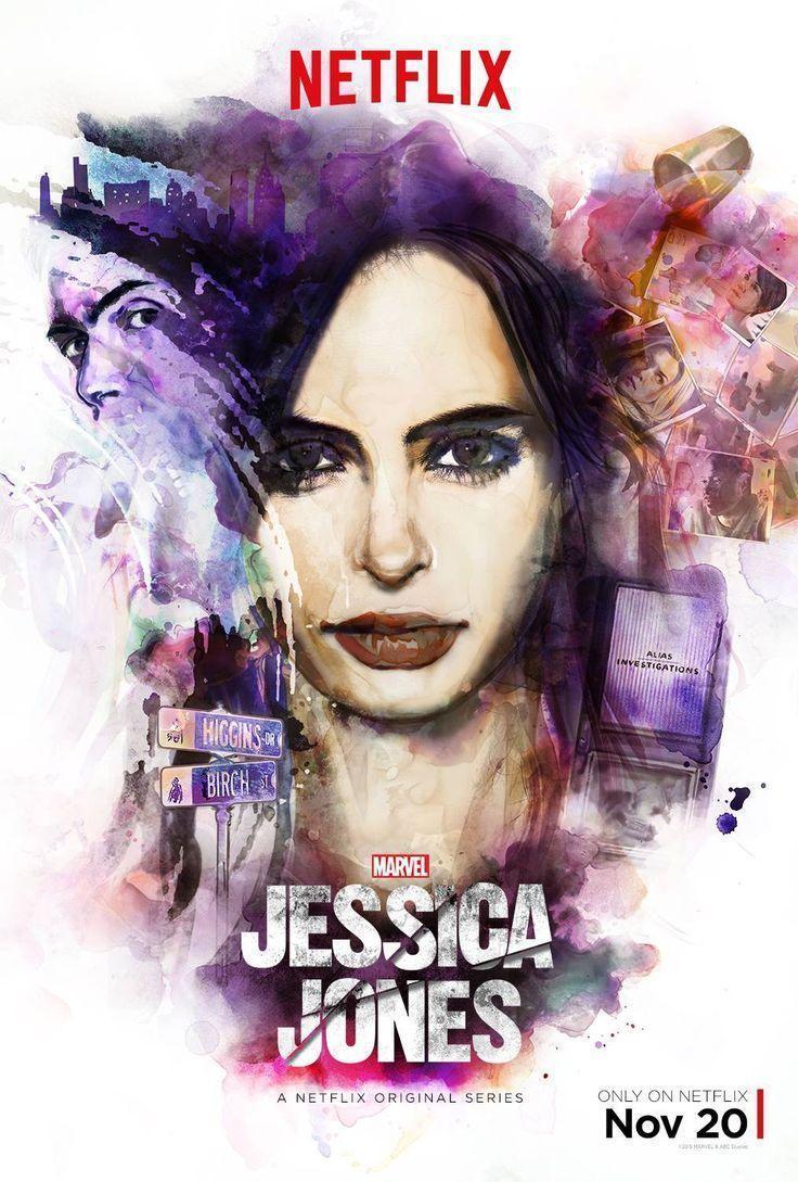 17 Best ideas about Jessica Jones Marvel on Pinterest | Jessica ...