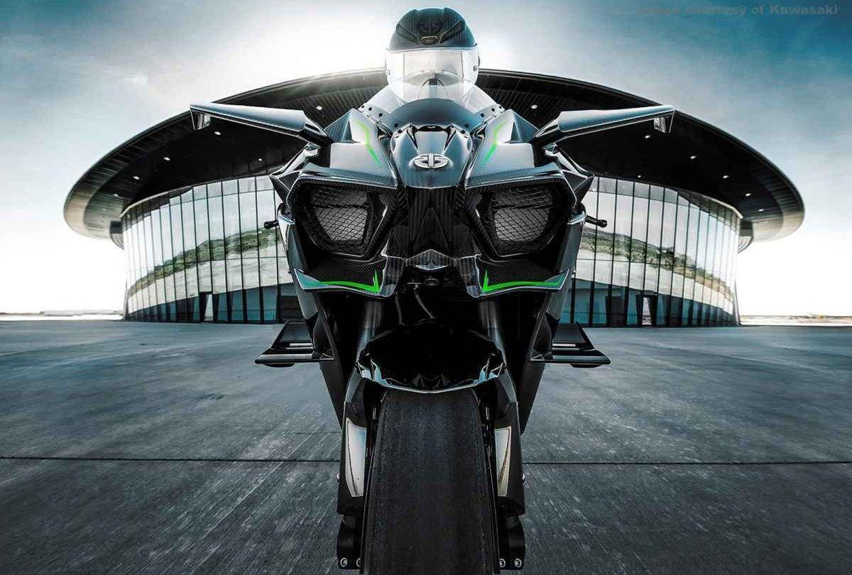 Kawasaki Ninja H2R Wallpaper - WallpaperSafari