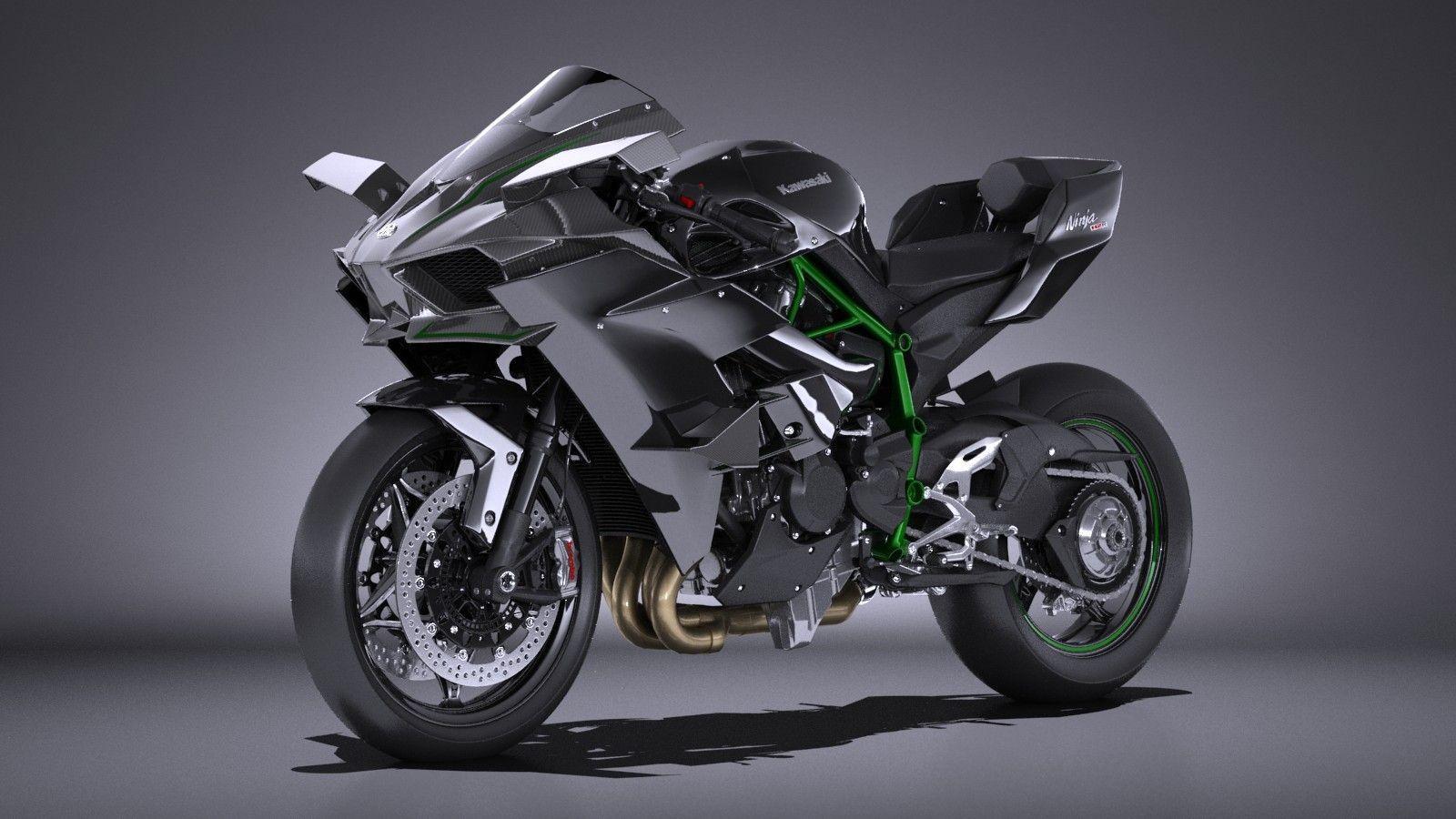 New 2016 Kawasaki Ninja H2R HD Wallpapers - All Latest New & Old ...
