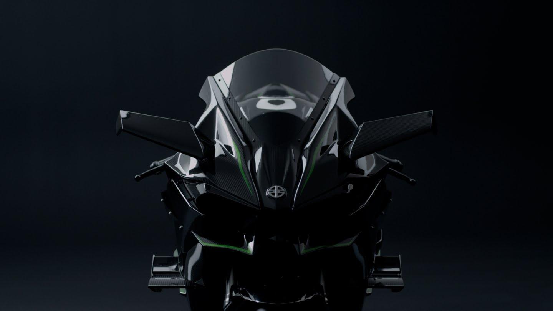 The Kawasaki Ninja H2R is the poster child of 2-wheeled insanity