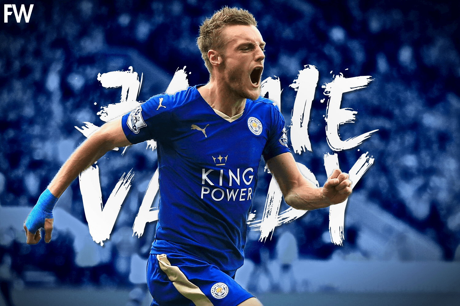 Jamie Vardy Wallpaper by FootyWallpapers on DeviantArt