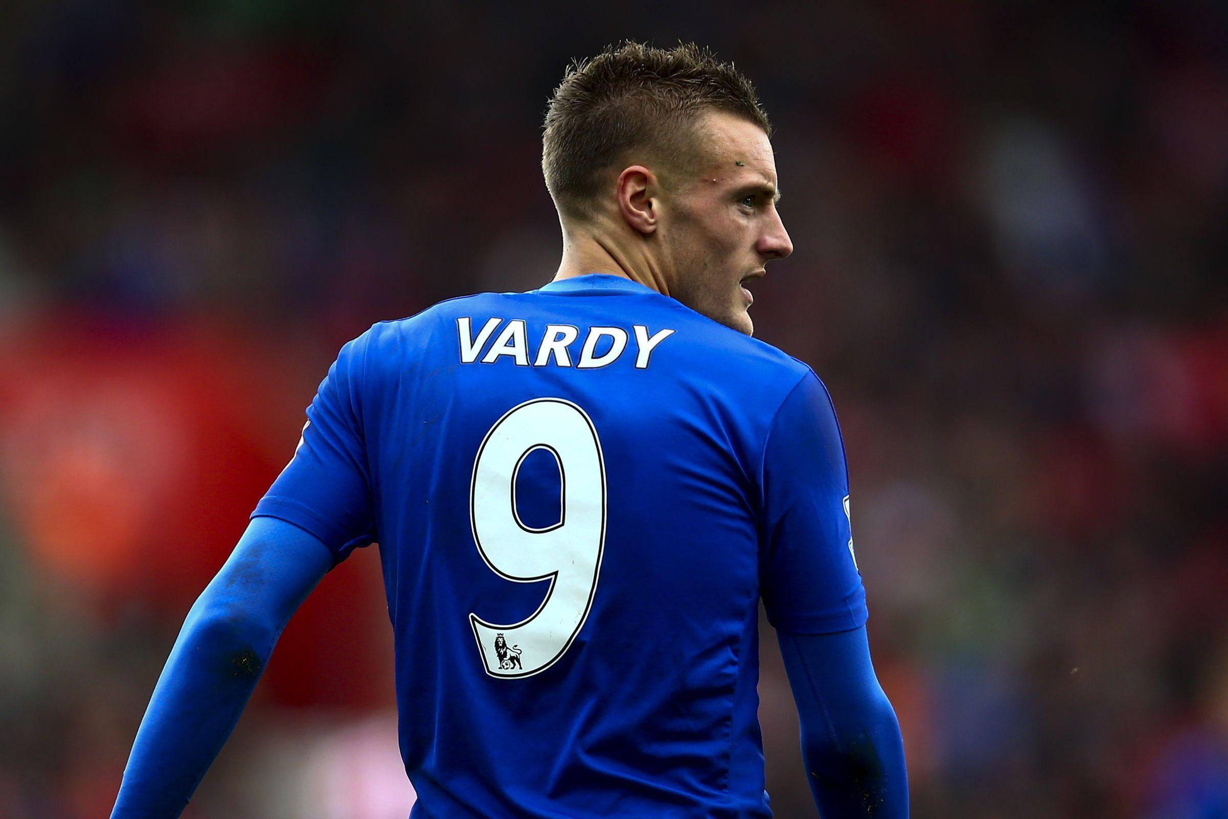 Jamie Vardy Wallpapers - Wallpaper Cave