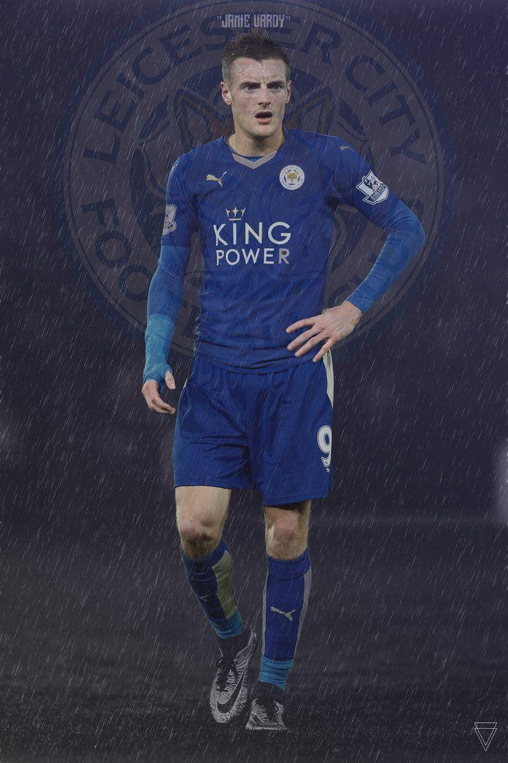 Jamie Vardy HD|Phone Wallpaper by Rahul09 on DeviantArt