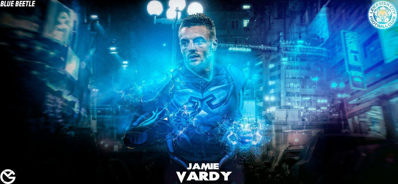 Jamie Vardy wallpaper by GraphicalManiacs on DeviantArt