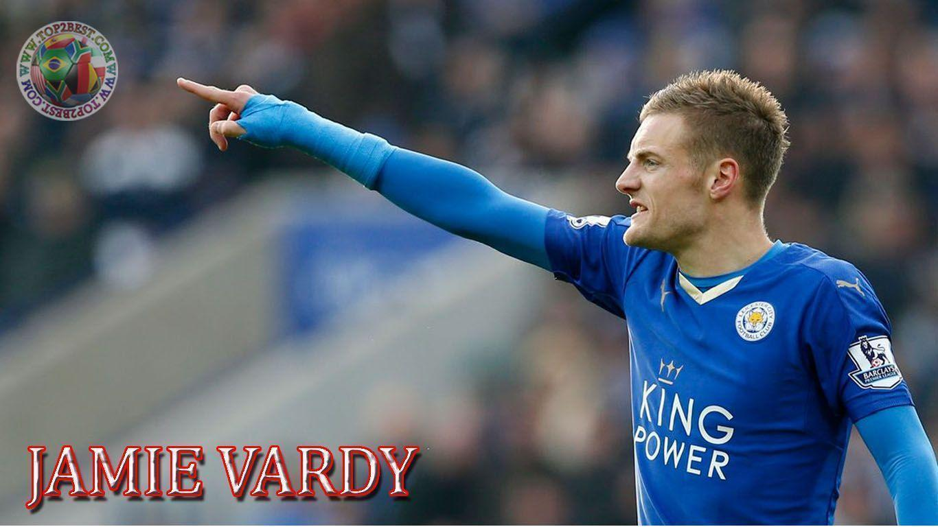 Jamie Vardy Leicester City - Top 2 Best