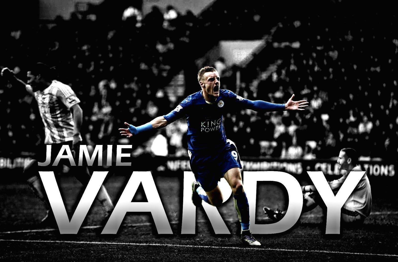 Jamie Vardy, The New Hero For Leicester City | Awesome Football ...