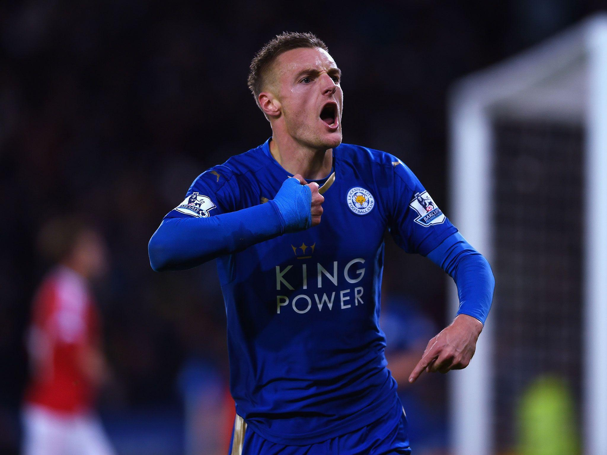 Jamie Vardy to Manchester United: Robbie Savage urges Louis van ...