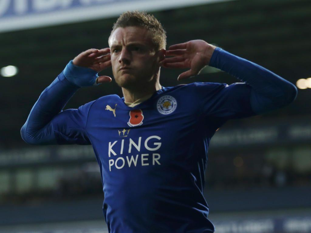 Premier League » News » Vardy relishing record bid says Ranieri