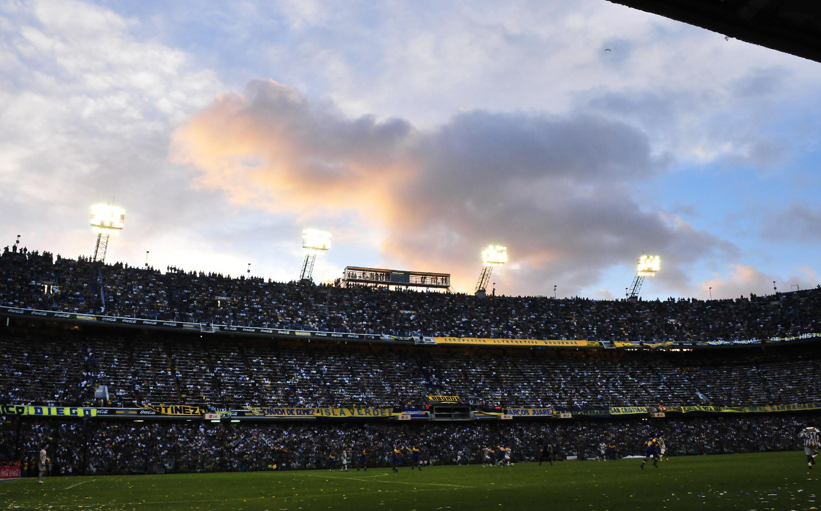 wallpapers de boca juniors full HD - Taringa!