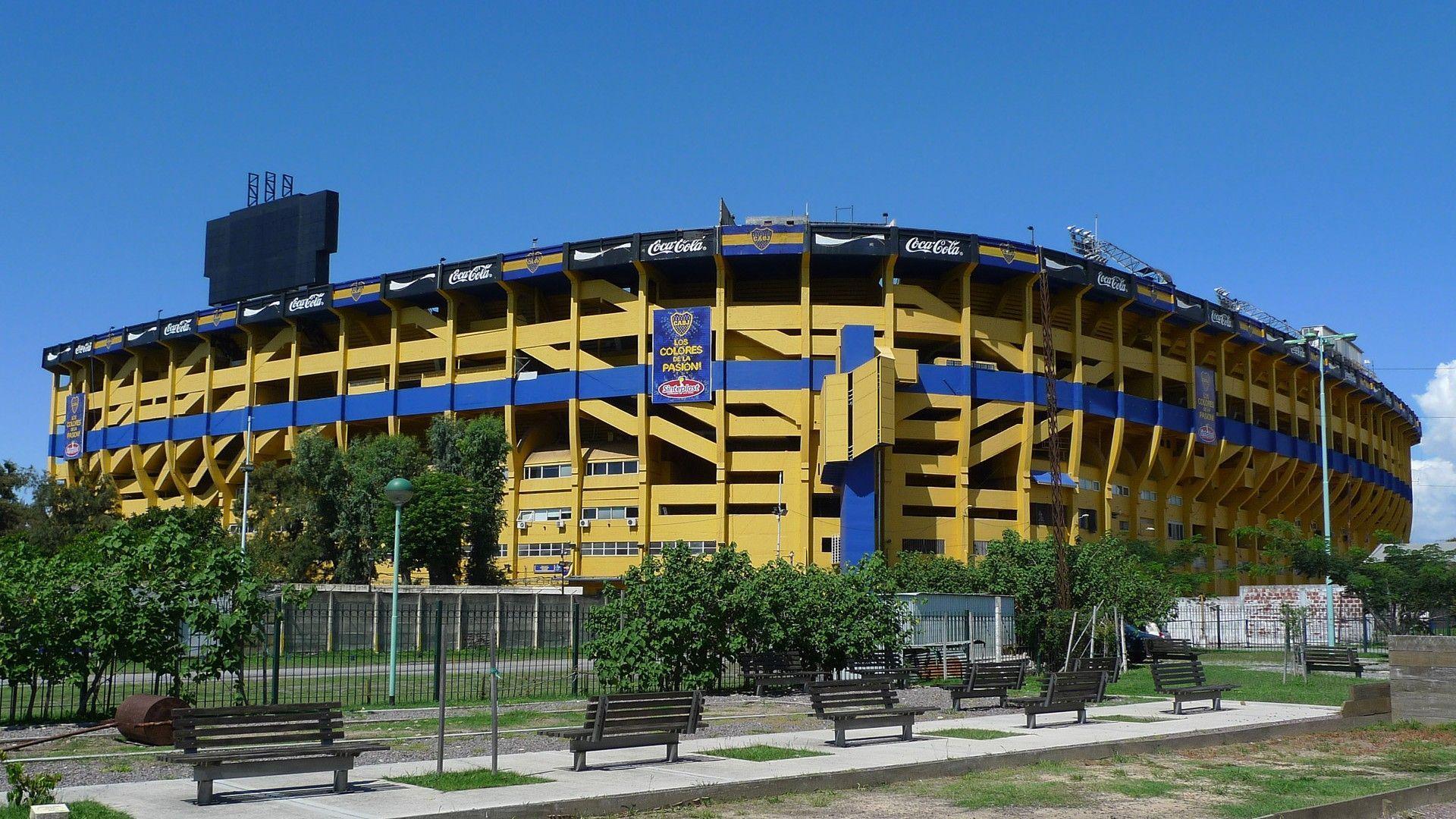 La Bombonera, Stadium, Boca Juniors, Buenos Aires, Argentina HD ...