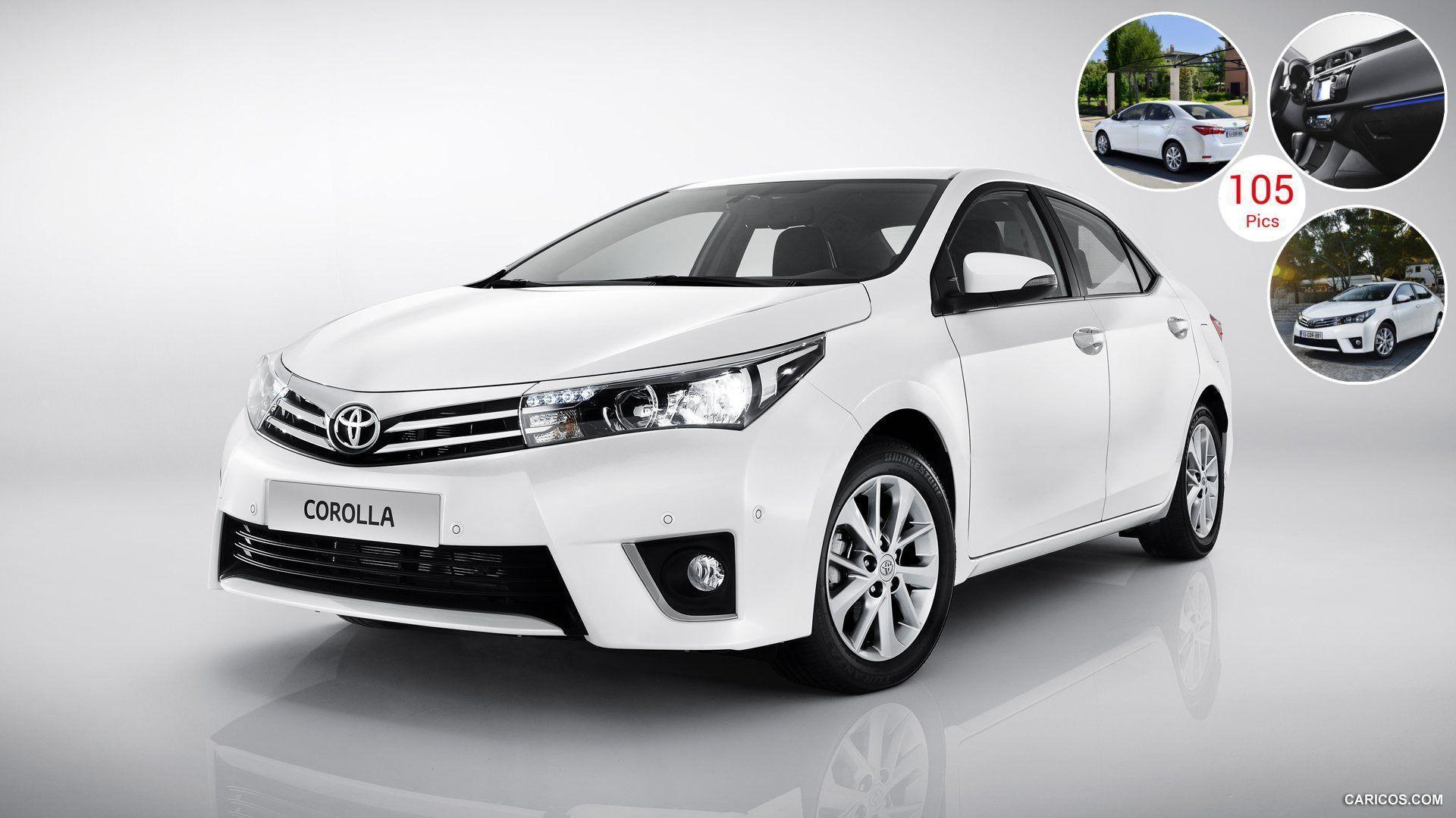 2014 Toyota Corolla (Euro-Version) - Front | HD Wallpaper #87
