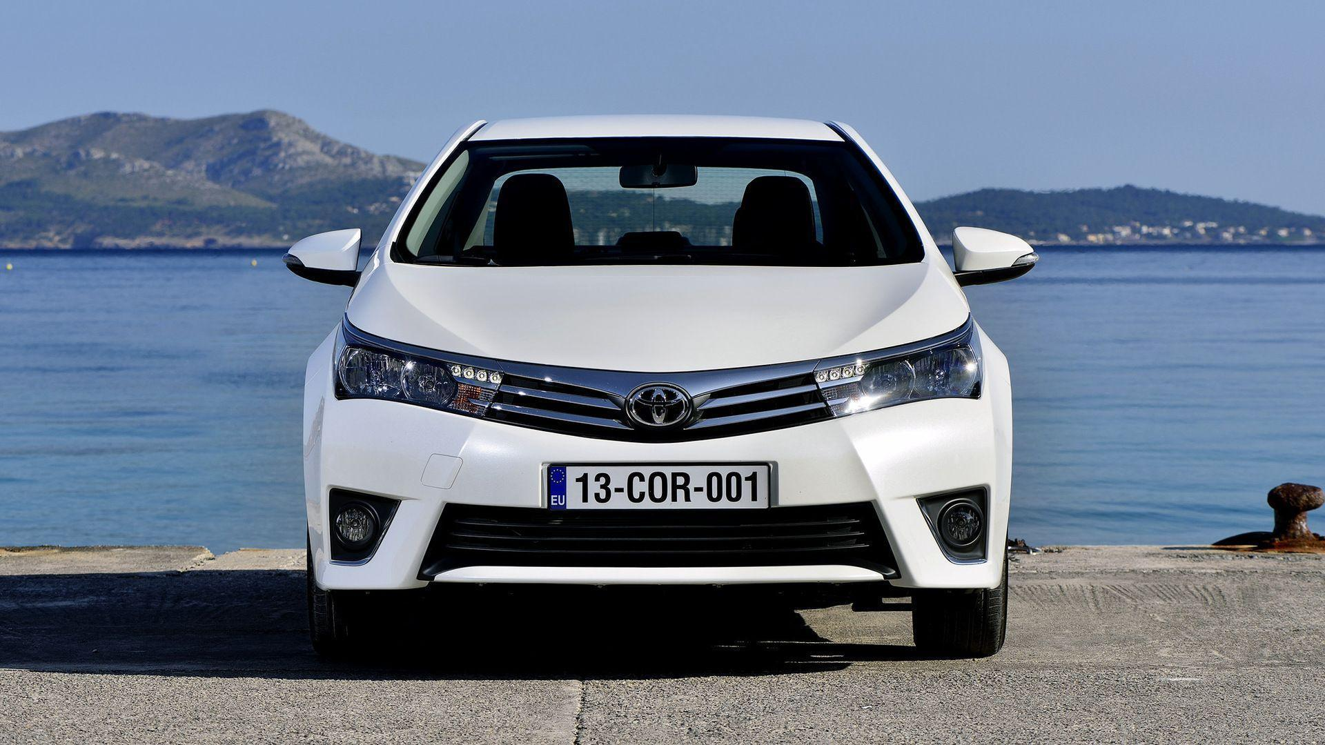 Toyota Corolla (2013) EU Wallpapers and HD Images - Car Pixel