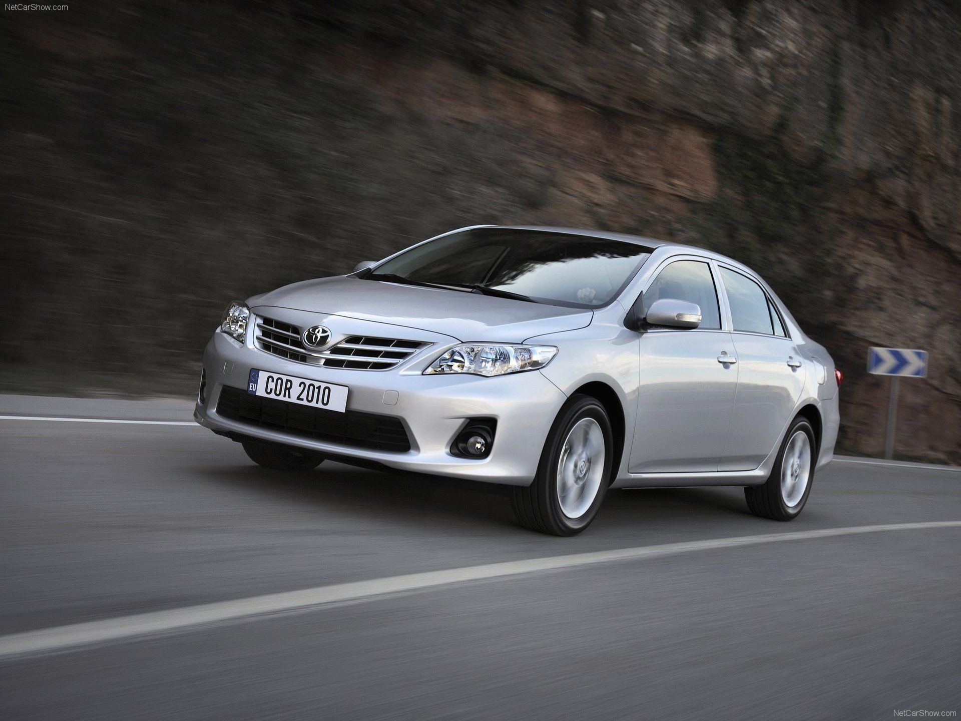 Toyota Corolla (2010) - pictures, information & specs