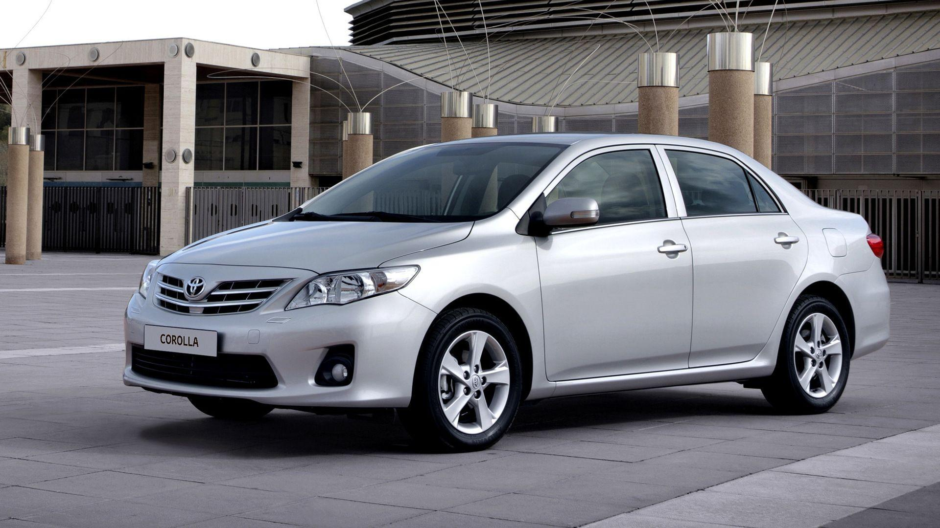 Toyota Corolla (2010) EU Wallpapers and HD Images - Car Pixel