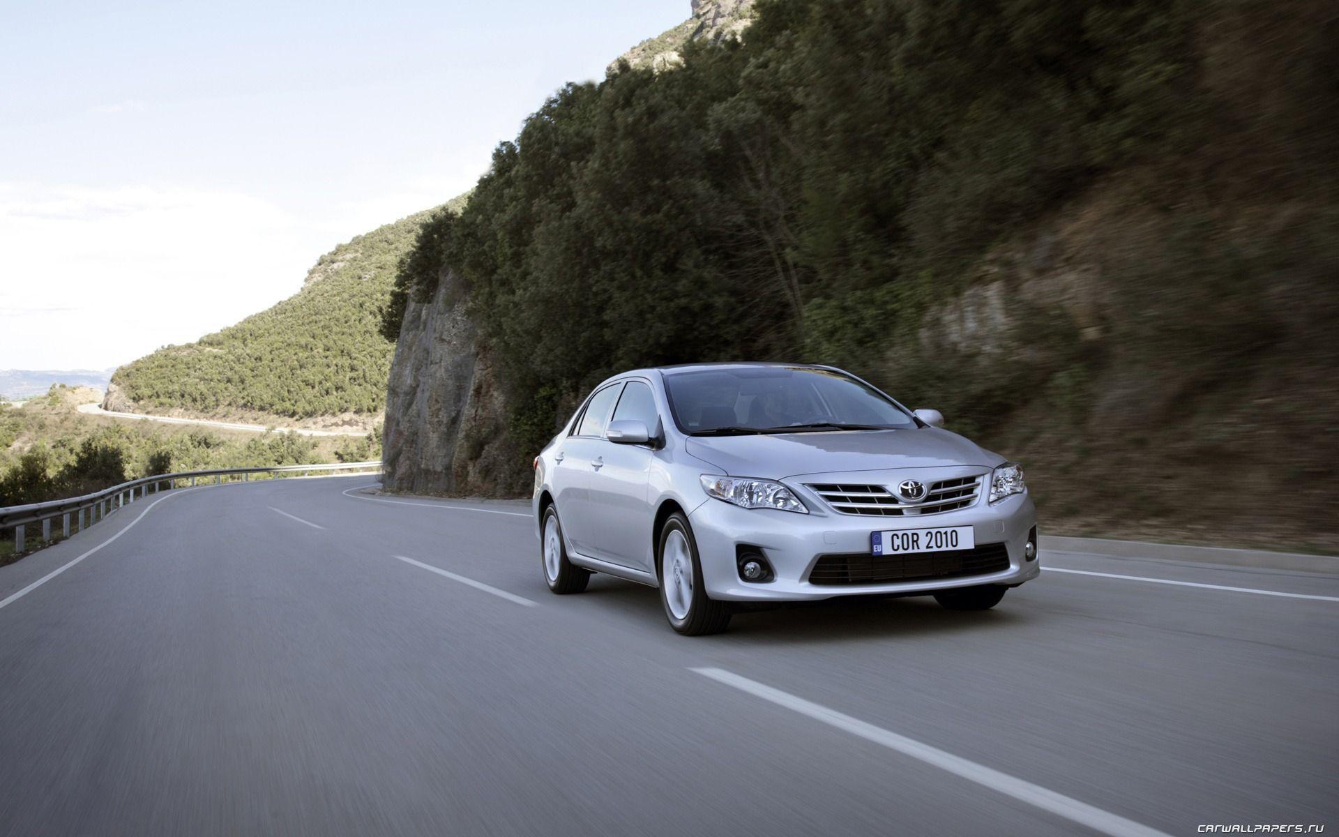 Toyota Corolla - 2010 HD wallpaper #5 - 1920x1200 Wallpaper ...