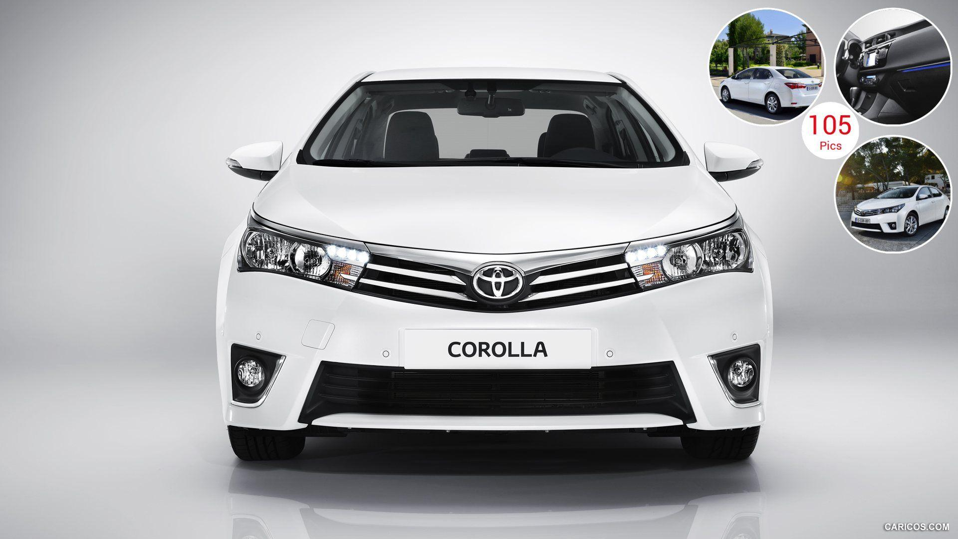 2014 Toyota Corolla (Euro-Version) - Front | HD Wallpaper #91