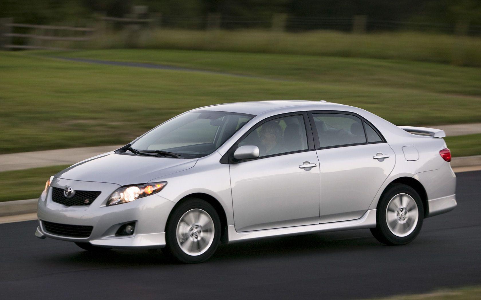 Toyota Corolla CE, S, LE, XRS - Free Widescreen Wallpaper ...