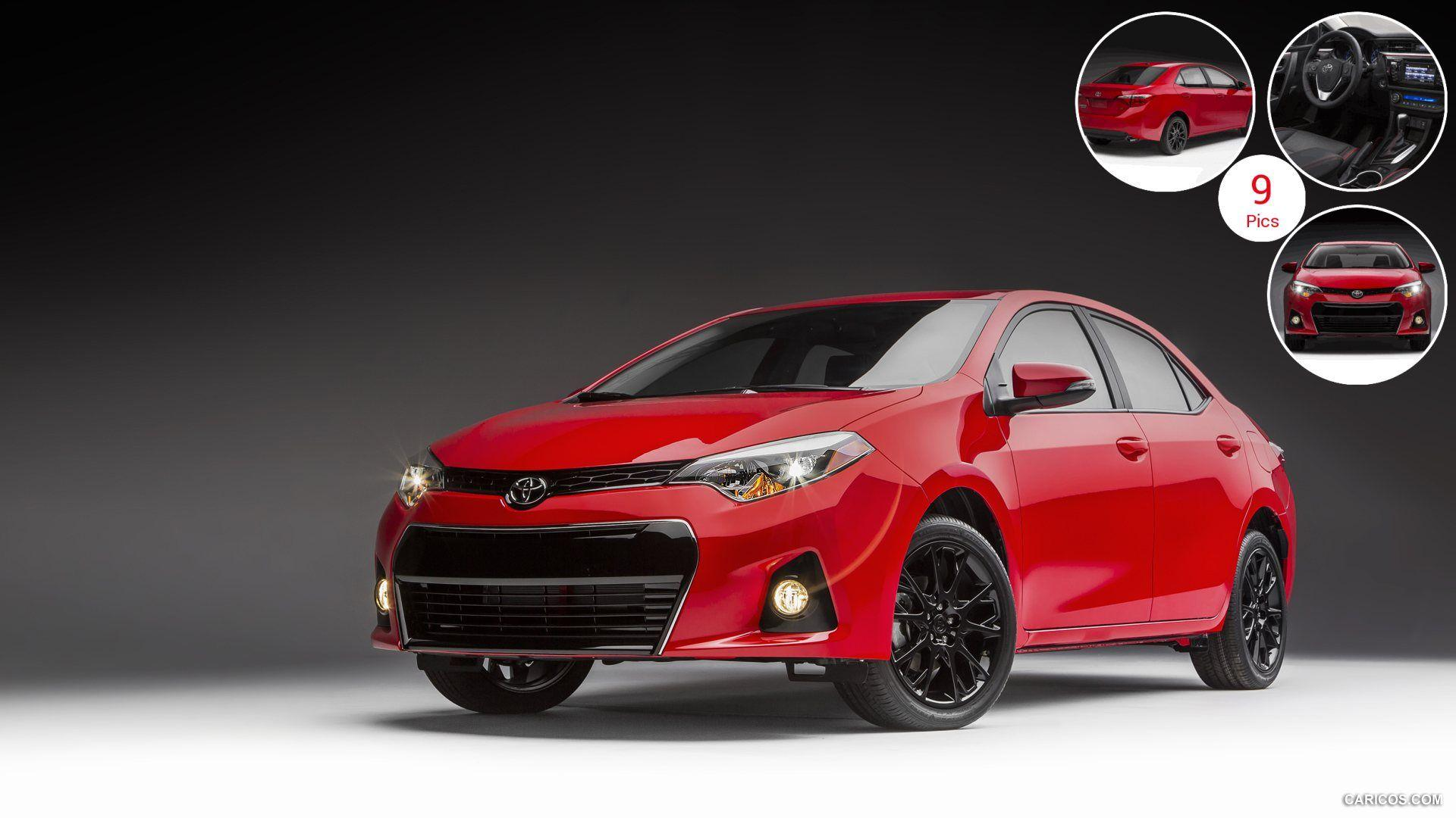 2016 Toyota Corolla Special Edition - Front | HD Wallpaper #1 ...