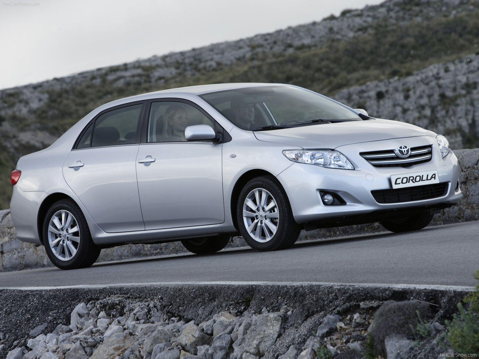 Reliable car Toyota Corolla wallpapers and images - wallpapers ...