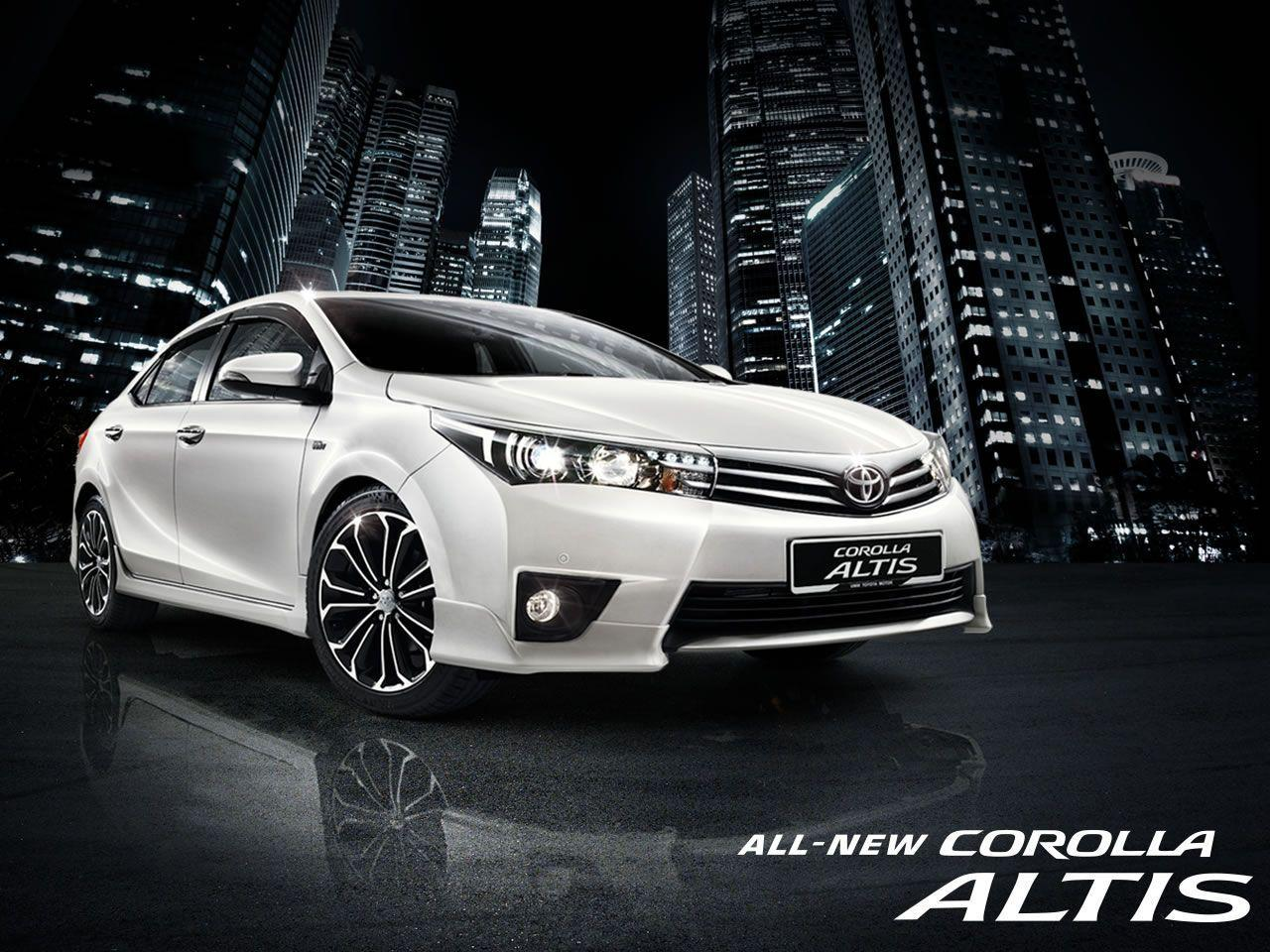 Toyota Corolla Wallpapers Wallpaper Cave