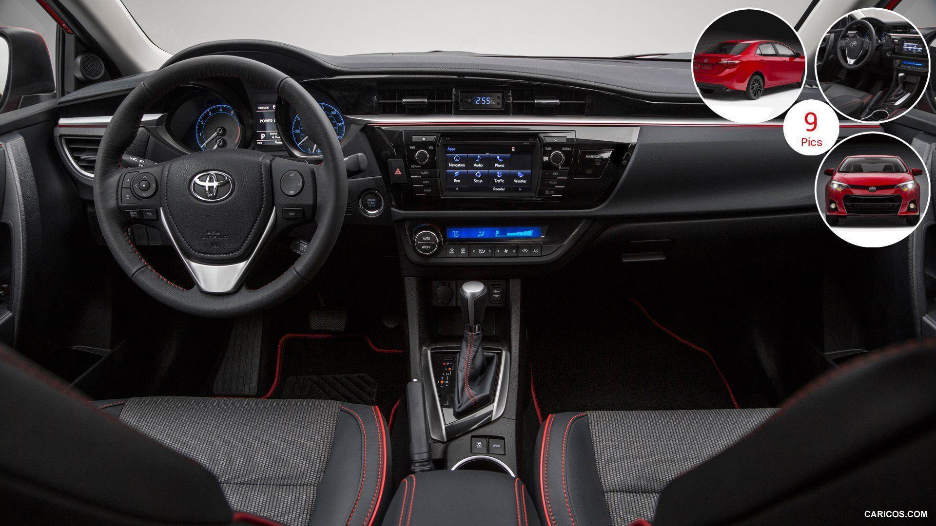 2016 Toyota Corolla Special Edition - Interior | HD Wallpaper #8