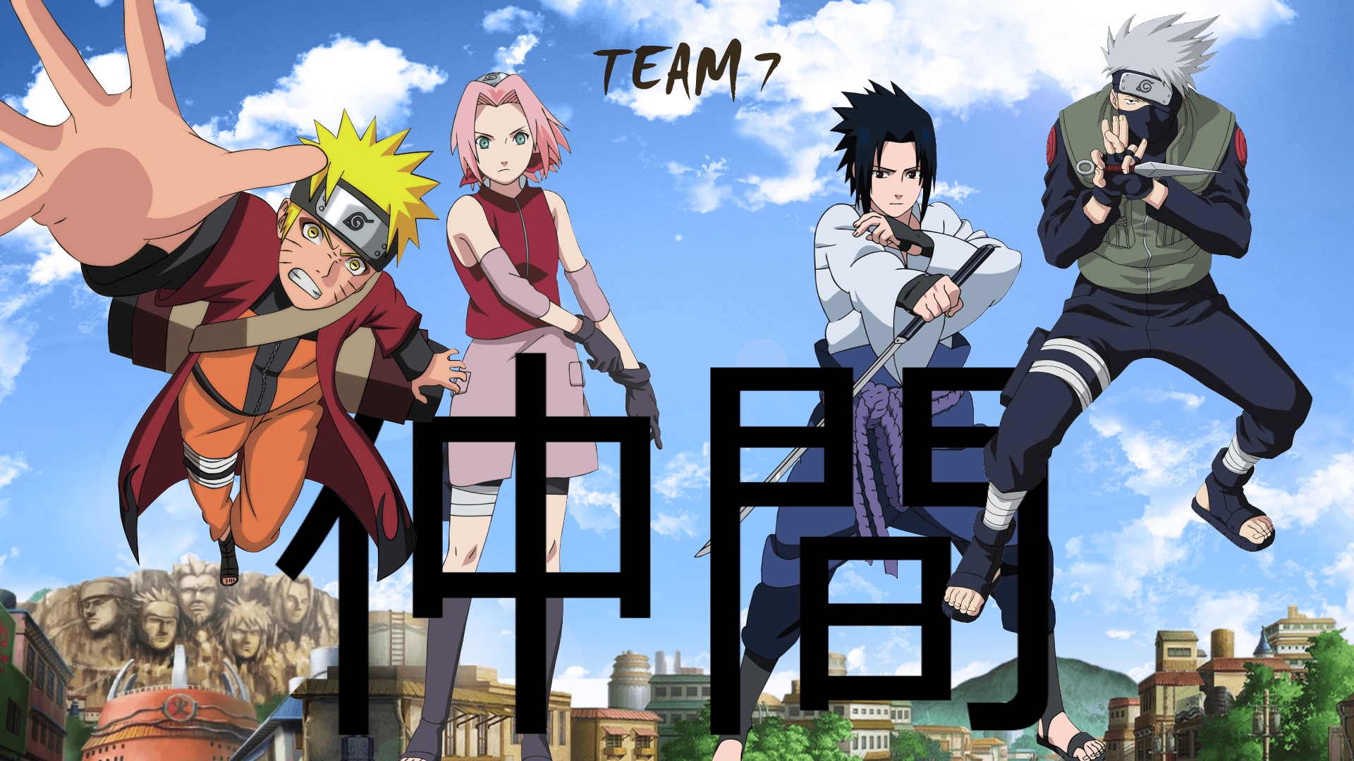 Team 7 Comic Wallpapers | WallpapersIn4k.net