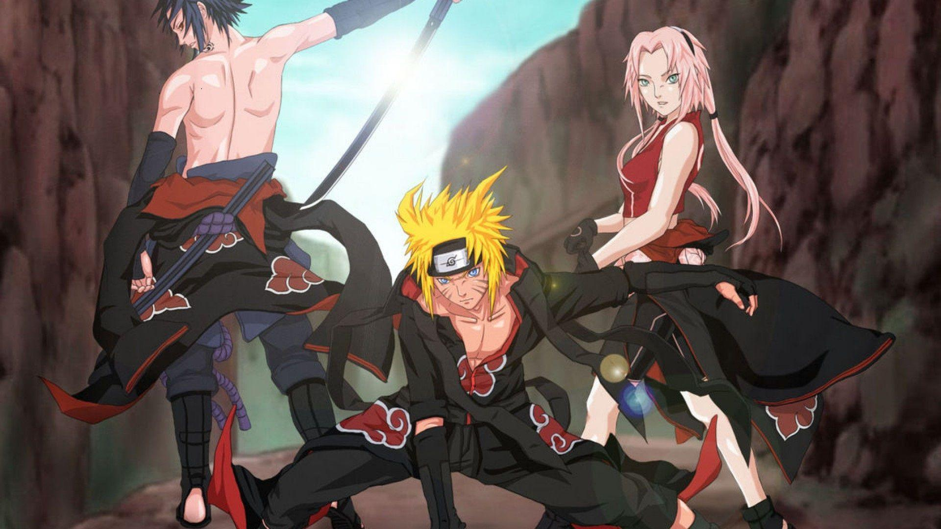 Naruto Wallpapers Team 7 Wallpapers Iphone : Cartoon Wallpaper ...