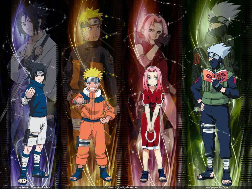 17 Best images about Naruto Shippuden Team 7 on Pinterest | Chibi ...