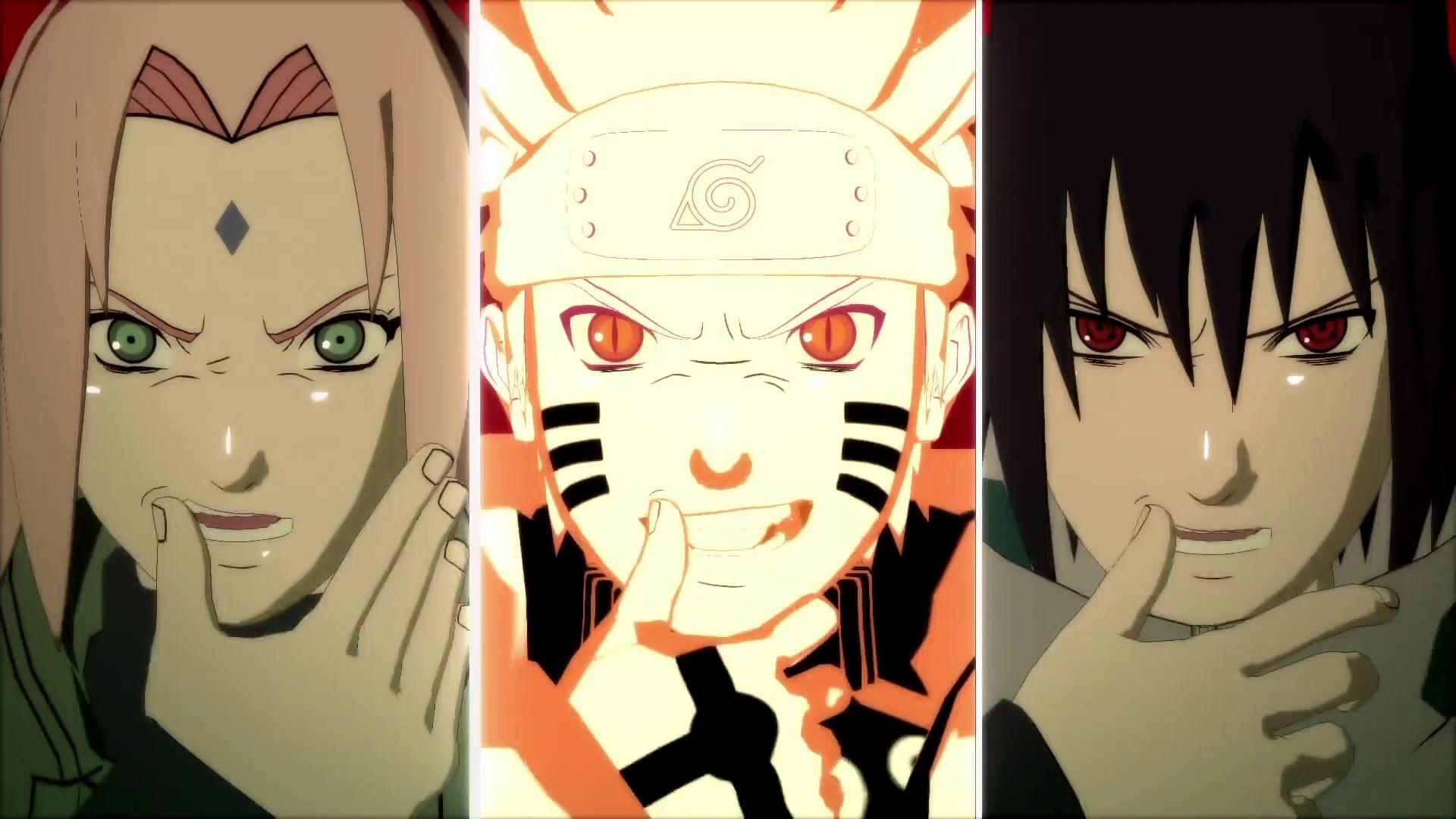 Naruto Wallpapers Team 7 Wallpapers Images : Cartoon Wallpaper ...