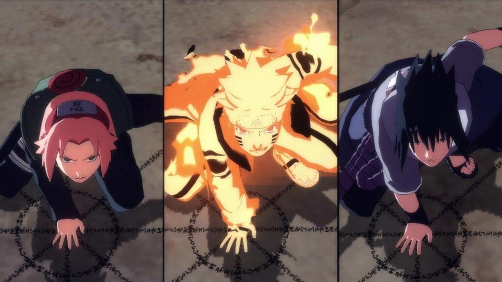 Naruto shippuden team 7 clipart - ClipartFox