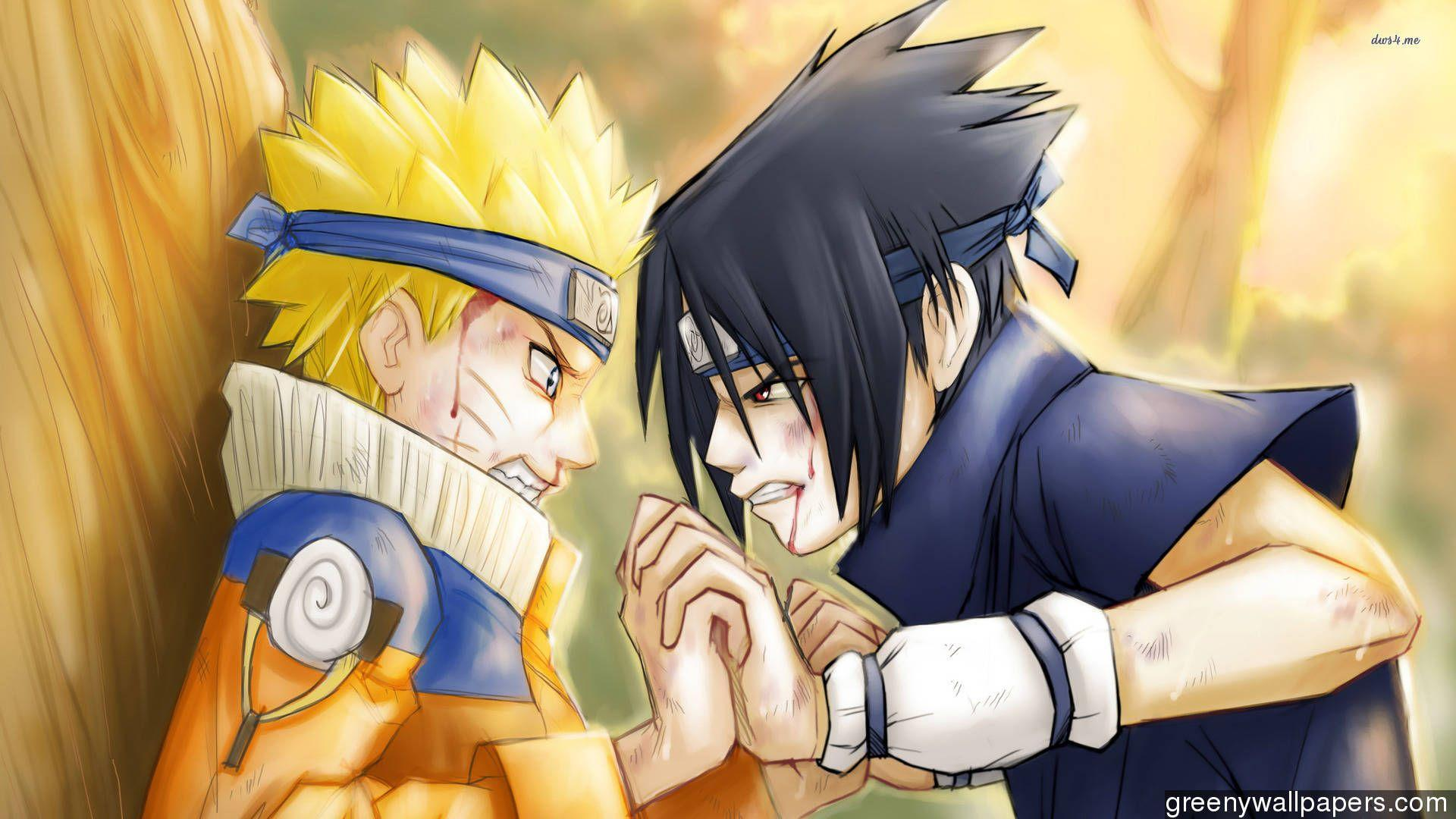 Naruto Wallpapers Team 7 Wallpaper HD : Cartoon Wallpaper ...