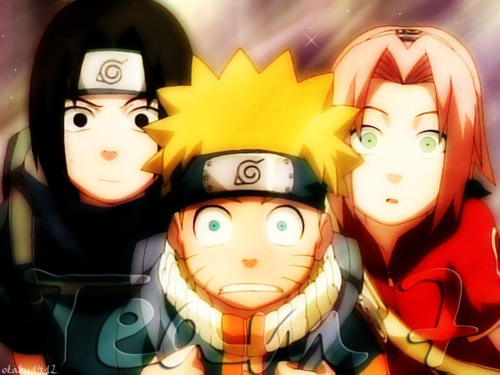 naruto wallpapers team 7 6 – High Definition : Widescreen Wallpapers