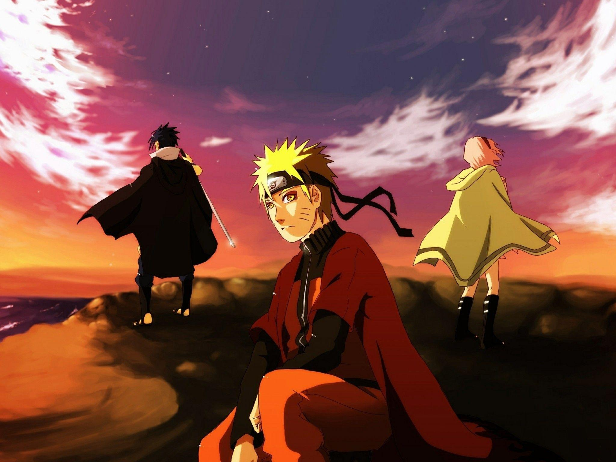 Naruto Wallpapers Team 7 Wallpaper Mobile : Cartoon Wallpaper ...