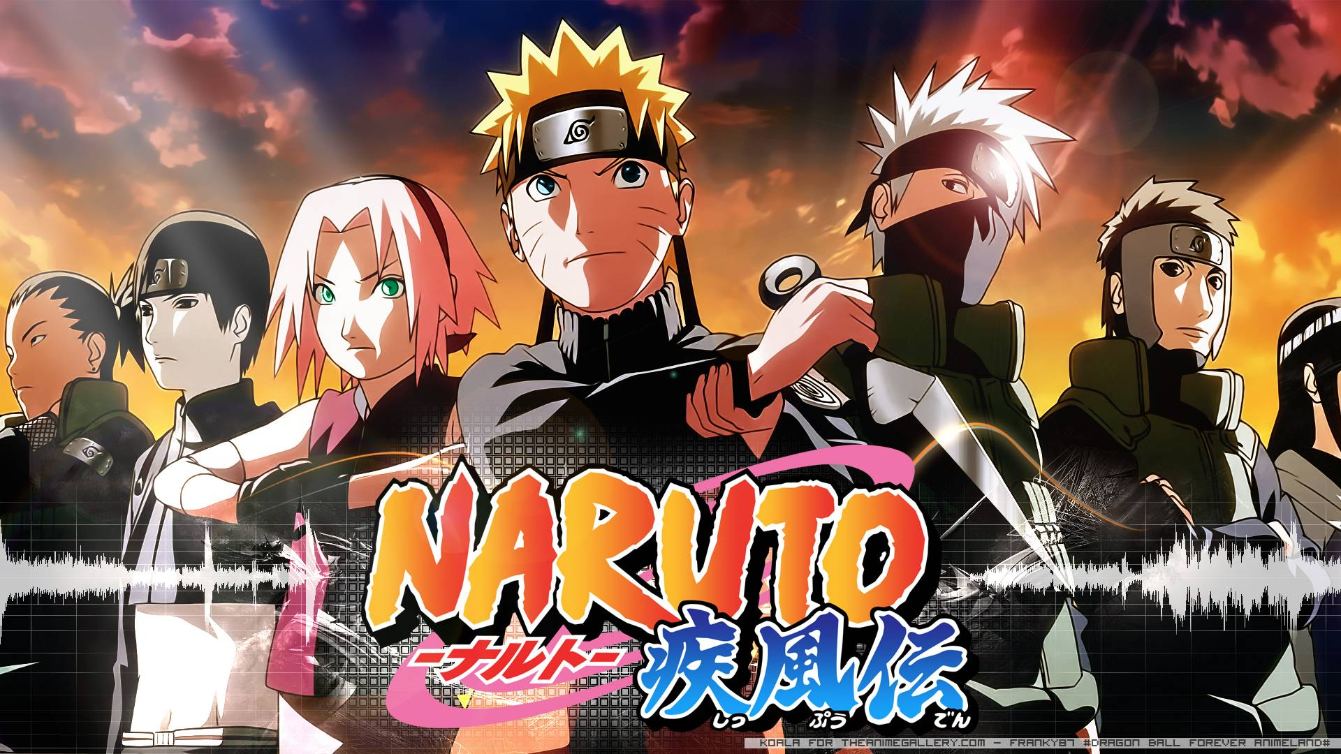 Naruto Wallpapers Team 7 Wallpaper High Definition : Cartoon ...