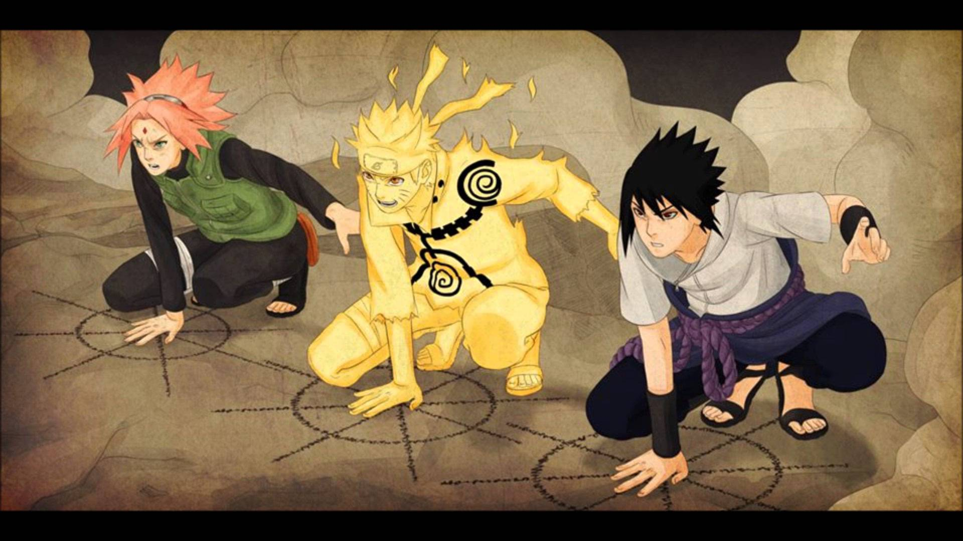 Naruto Wallpapers Team 7 Wallpaper Iphone : Anime Wallpaper ...