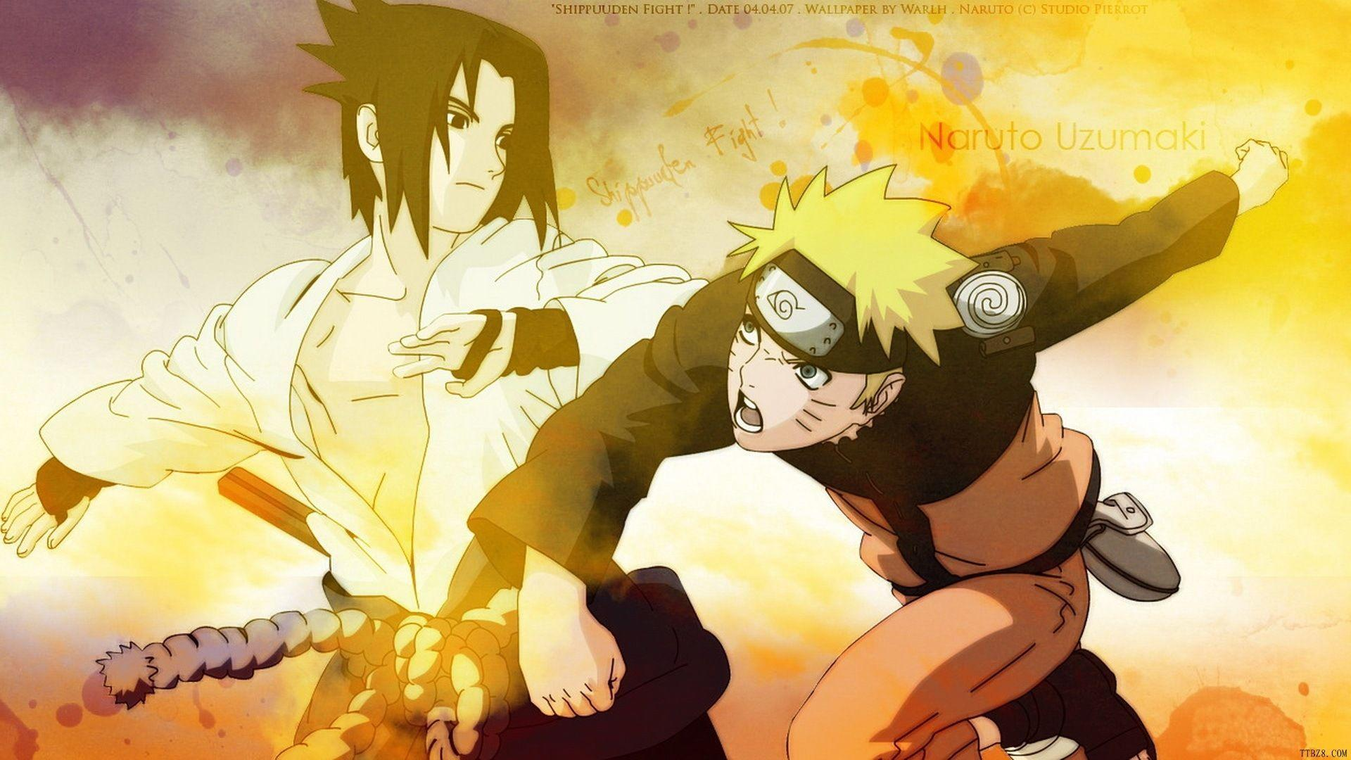 Naruto Wallpapers Team 7 Wallpaper HD Resolution : Cartoon ...