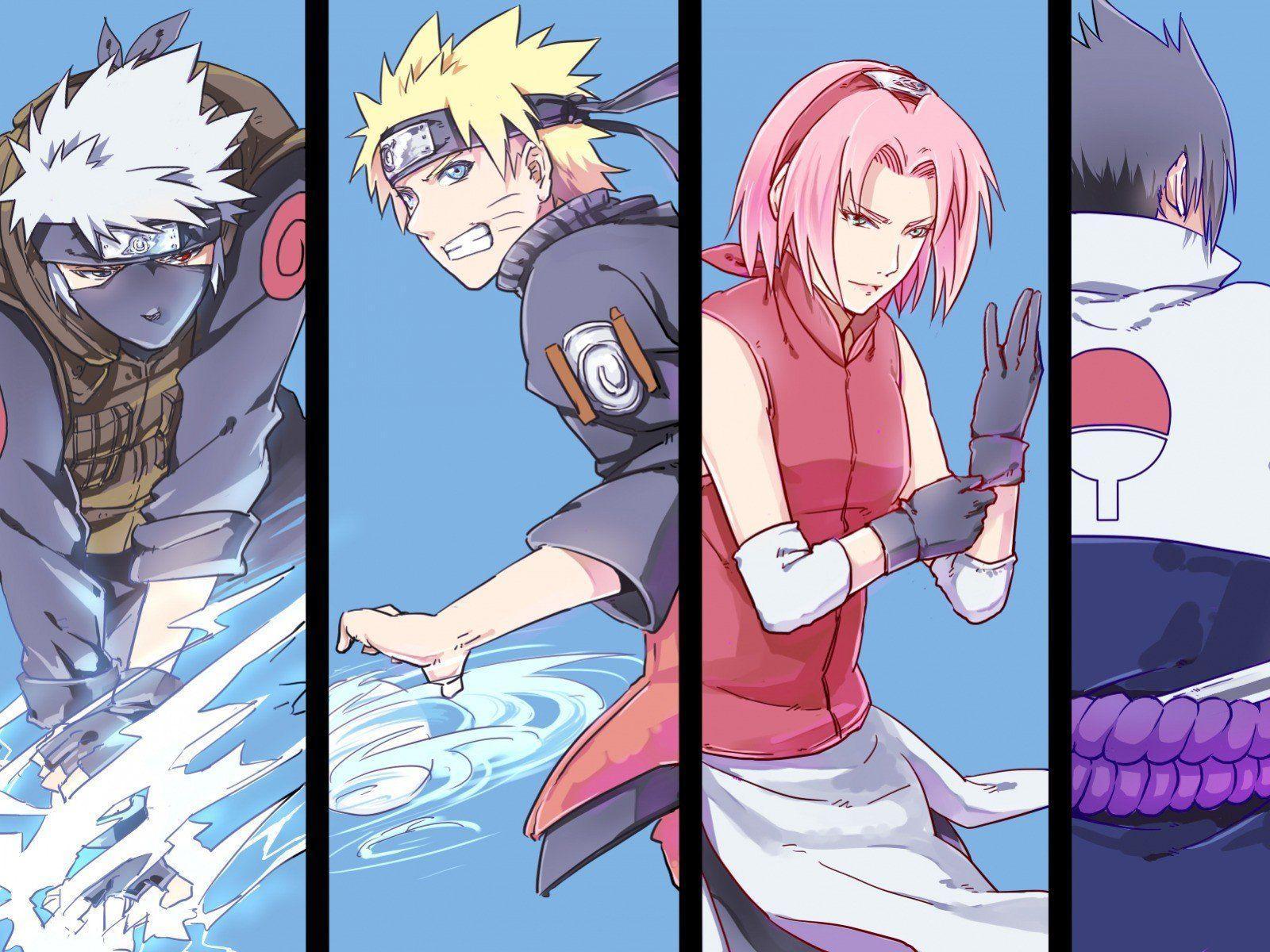 Haruno Sakura Uchiha Sasuke Naruto: Shippuden Uzumaki Naruto ...